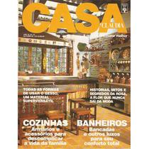 Rev. Casa Claudia- Rosa/ Gesso/ Banheiros/ Cozinha/ Gengibre
