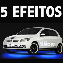 Mega Neon Led Externo Com Modulo Em 5 Efeitos De Luz.show!