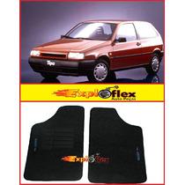 Tapete Personalizado Fiat Tipo Carpete C/4 Peças