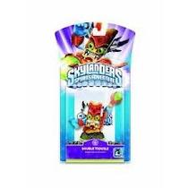 Boneco Skylanders Spyros Adventure Double Trouble Para Wii