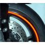 Fita Refletiva Logo Honda, Yamaha, Suzuki, Bmw Frete Grátis