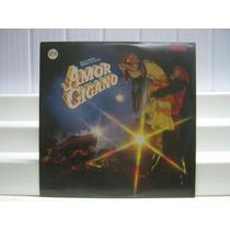 Amor Cigano Novela Nac. E Int. Lp Vinil Rca 1983