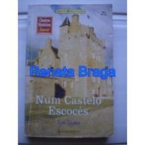 Livro Clássicos Históricos Num Castelo Escocês Stone Nº 181