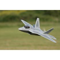 F-22 Raptor - Kit Depron F22 Aeromodelo + Montante Vetorizad