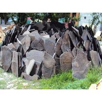Piedra Laja Arqueológica U Oreja De Elefante Rustica