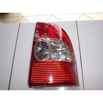 Lanterna Traseira Fiat Strada Fire 01 02 03 04 - Nova