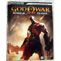 Revista Bradygames Detonado God Of War: Ghost Of Sparta -psp