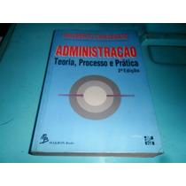 Administração Teoria Processo E Prática Chiavenato Viv