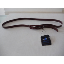Cinturones Levi´s De Mujer 100% Originales Linea Blue
