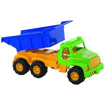 Camion Duravit Volcador Gigante A Granel Juguete Cod. 202