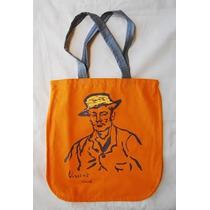 Bolsa Artesanal Van Gogh - Armand Roulin