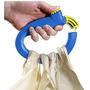 Pegador De Alça De Sacolas Plásticas Bagagem E Compras 20 Kg