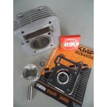 Kit De Aumento De Cilindrada Ybr E Factor 125 Para 150cc