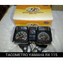 Tacometro Yamaha Rx-115 Especial Resmoto