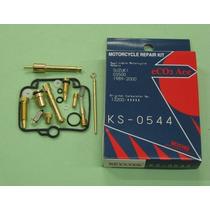 Reparo Carburador Gs500 89-01 Keyster Completo