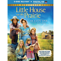 Blu Ray Little House Prairie Familia Ingalls Castellano