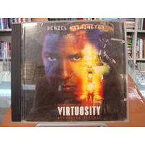 Cd - Trilha Sonora Do Filme Virtuosity - Assassino Virtual