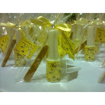100 Kits Esmaltes Personalizados P/ Festa 15 Anos,casamento