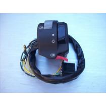 Interruptor Punho Luz Lado Esquerdo Yamaha Ybr 125 2006 Acim