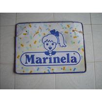 Antiguo Anuncio De Lamina Marinela No Subasta Baul R.