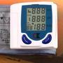 Medidor Digital De Pressão Arterial E Batimentos Cardíacos