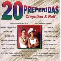 Cd / Chrystian E Ralf = 20 Preferidas
