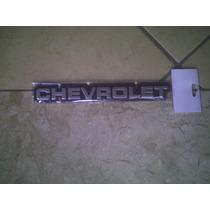 Emblema Chevrolet P/ Chevette , Chevy , Marajó, Monza