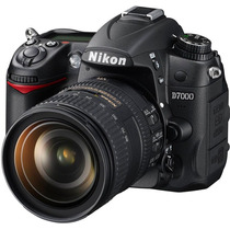Nikon D7000 Kit 18-105mm 16mp