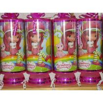 Rosita Fresita Recuerdos Centros De Mesa !piñata !lamparas