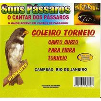Cd O Canto Do Coleiro . Cd Original. Frete Grátis