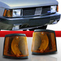Lanterna Dianteira Fiat 147 Spazio Oggi 83 84 85 86 Amarelo
