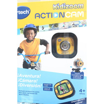 Camara De Acción Kidizoom Vtech Sumergible Fotos/ Video
