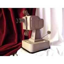 Cragstan Movie Projector Toy Viejo Proyector Juguete Lamina