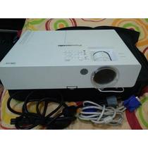 Video Proyector Panasonic Pt-lb1 Funcionando Bien Avqro