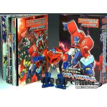 Optimus Prime - Transformers Animated - Takara