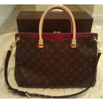 Bolsa Louis Vuitton Pallas Original