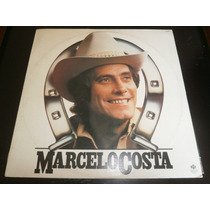 Lp Marcelo Costa, Poema, Disco Vinil, Ano 1985