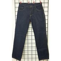 Pantalón Blue Jean Triple Costura Fabrica