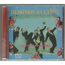 Cd Demonios Da Garoa Eu Vou Pro Samba