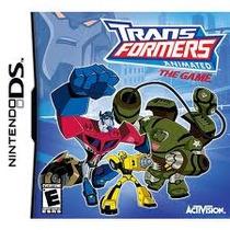 Jogo Transformers Animated The Game Original Pra Nintendo Ds