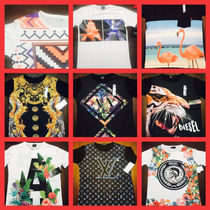 10 Playeras Versace Armani Lacoste Gucci Diesel Tommy Boss