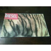 Diesel Jeans Catalogo Ss/1998,coleccion,moda,italy,original