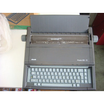 Máquina De Escrever Olivetti Prax 201 Ii (semi-nova)