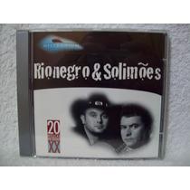 Cd Rionegro & Solimões- Millennium