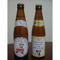Rotulos Cerveja Vinho Para Casamento/ Eventos