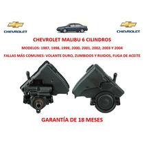 Bomba Licuadora Direccion Hidraulica Chevrolet Malibu 2000