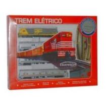 Frateschi-ho-trem De Prata - Rio-sao P-trem Eletrico-lacrado