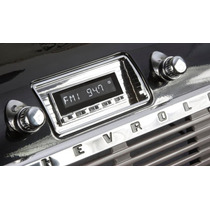Radio Estereo Mp3 Aux Chevrolet / Gmc Pickup 1947 - 1953