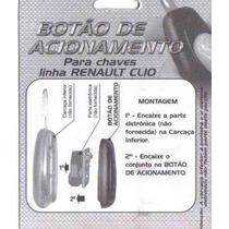 Capa Da Chave Do Telecomando Renault Clio Após 2000 Jatserve