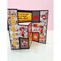 Kit 10 Und Convite Articulado - Minnie, Mickey Outros Temas